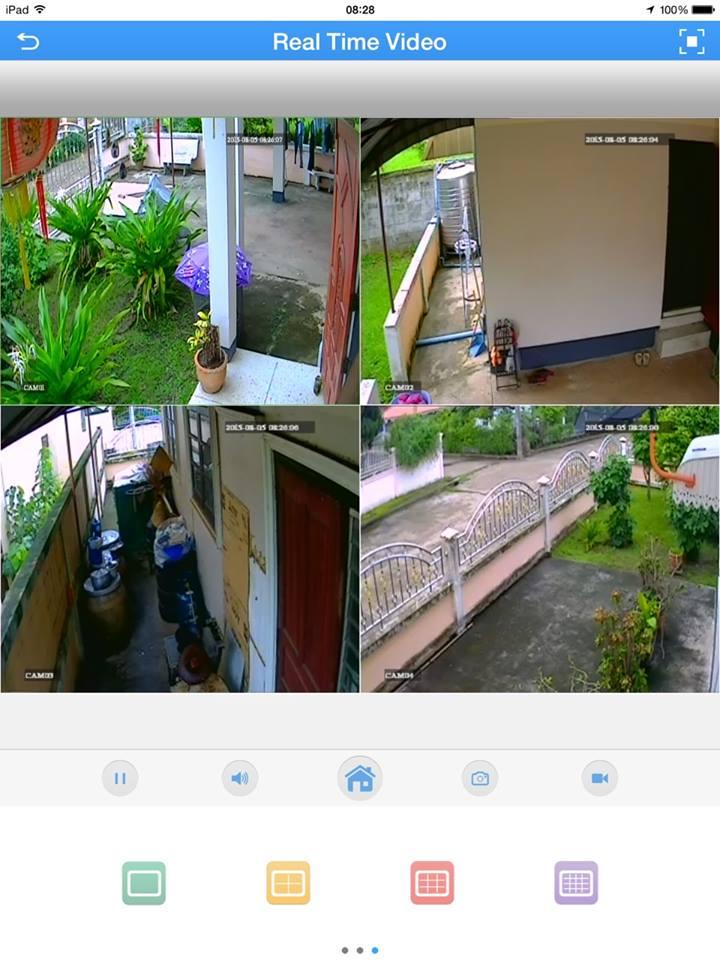 กล้องวงจรปิดระบบ AHD ความคมชัดระดับ HD