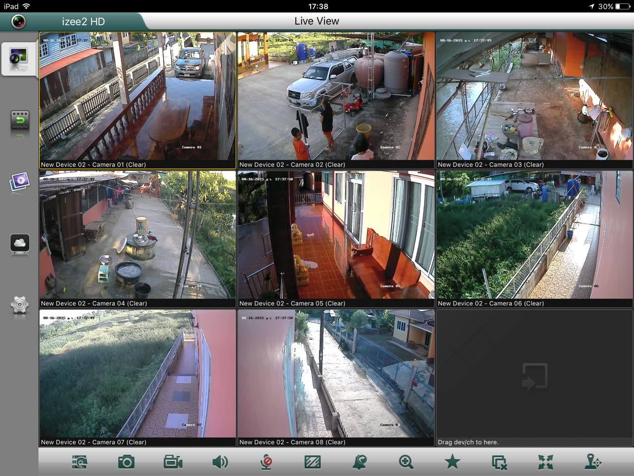 กล้องคุณภาพระบบ TVI ของยี่ห่อ INNEKT