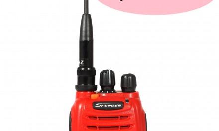 วิทยุ รับฟังสัญญาณโทรทัศน์ได้SPENDER JI25