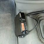งานติดตั้งวิทยุสื่อสารติดรถยนต์โดยใช้วิทยุสื่อสาร. ยี่ห้อ HYT รุ่น TM610V