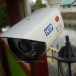 ชุดกล้องวงจรปิดคุณภาพสูงความคมชัดระดับ HD จาก HIP -> ความละเอียด 720 P ( 1 ล้าน เมกะพิกเซล)